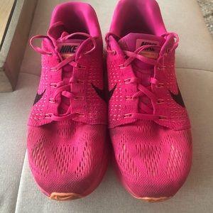 Nike Lunarglide 7 Pink Sneakers